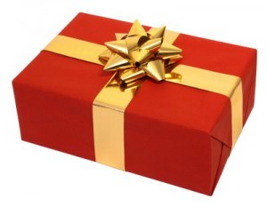 This Christmas, think outside the brightly wrapped box