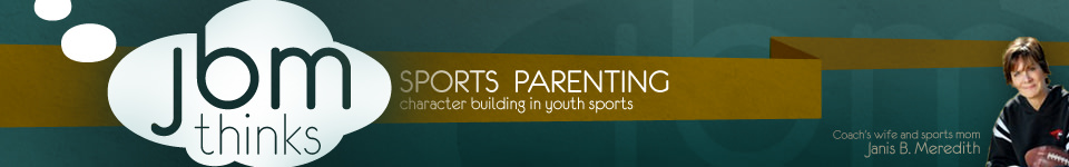 Kids in Sports | Character Building | JBM Thinks