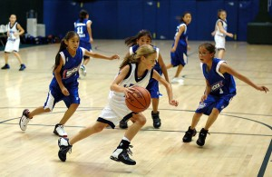 Help your basketball player improve his playing skills