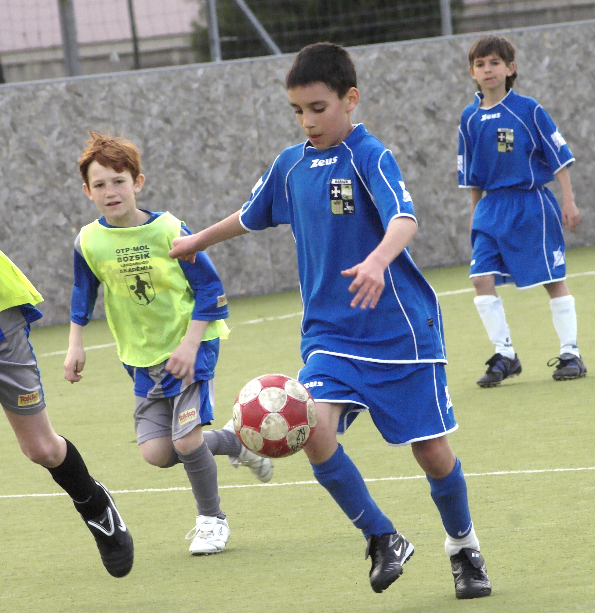 What should your child gain from playing sports? - The ...
