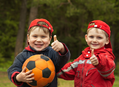 Watching your kids play sports is fun for you and good for them. It ...