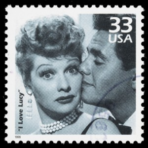 """What """"I love Lucy"""" says about childhood fears"""