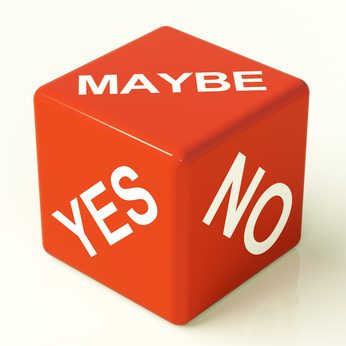 Yes no maybe dating site
