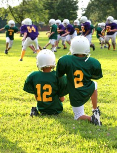 """Should my kid play football?"" And other sports parenting discussions"