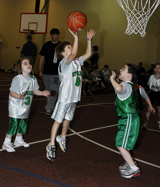 Children S Youth Sports: Kids Basketball - The Sports Parenting Podcast