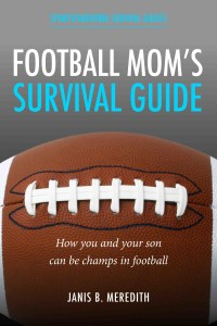football mom, youth football