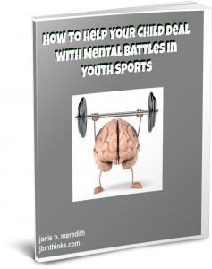 eBook Cover for Mental Toughness in Youth Sports eBook