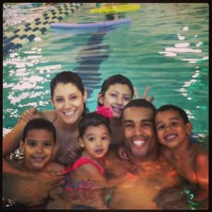 Niyi's family