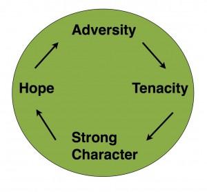 adversity circle