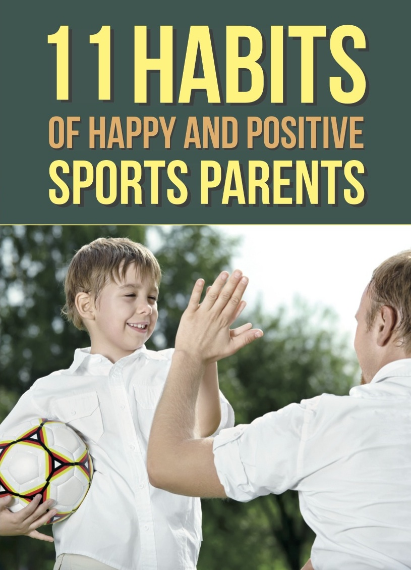 11 Habits sports parents front cover