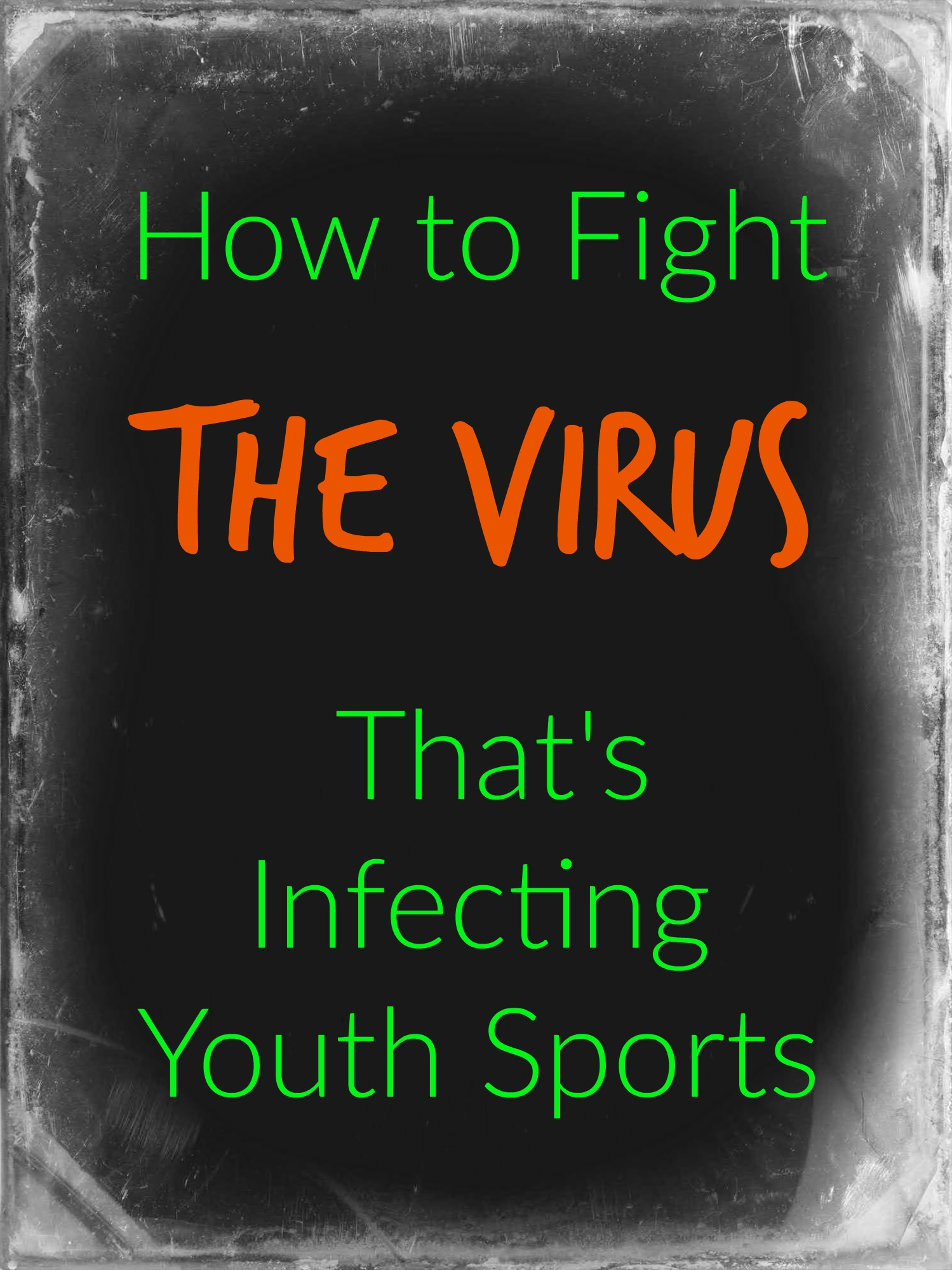virus infecting youth sports