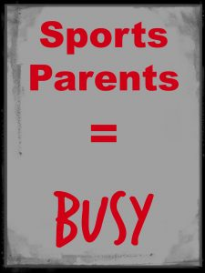 10 Things That Will Make Life Easier for Busy Sport Parents