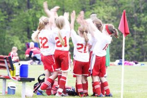 3 Quick & Easy Tips for Taking Great Photos of Your Kids Playing Sports
