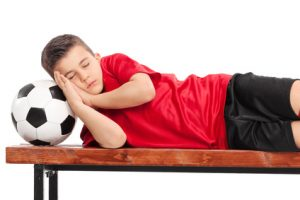 6 Ways Good Sleep Can Help Your Athlete Play Better