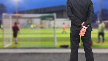 confronting a coach