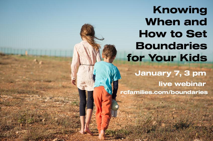 children need boundaries
