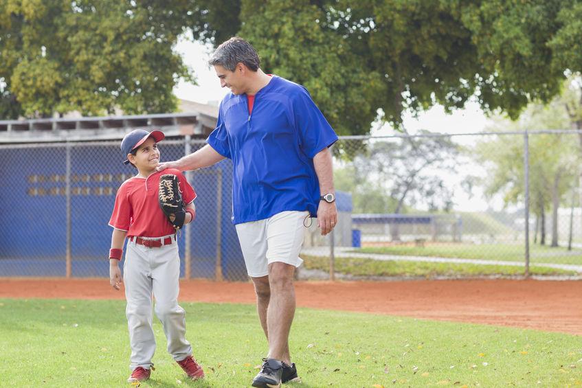 overbearing sports parent